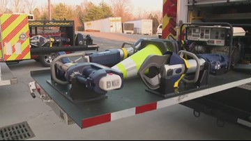Jefferson County Rescue Squad gains new life-saving equipment