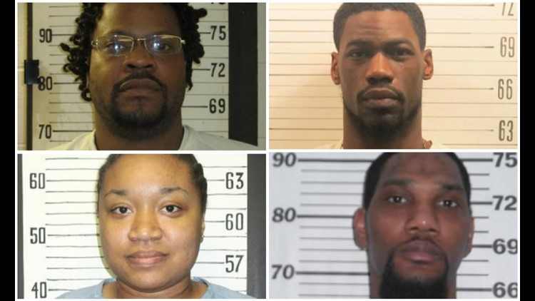 Lemaricus Davidson, Letalvis Cobbins, Vanessa Coleman, and George Thomas are all serving time for the murders of Channon Christian and Chris Newsom.