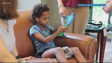 Pay it Forward: Students 3D print arm for 6-year-old