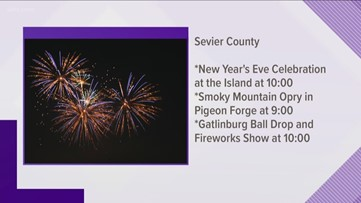 East Tennessee has plenty of NYE fun to offer