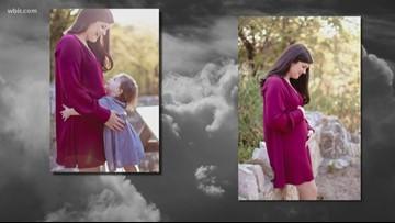 WBIR's Heather Waliga is expecting baby number 2
