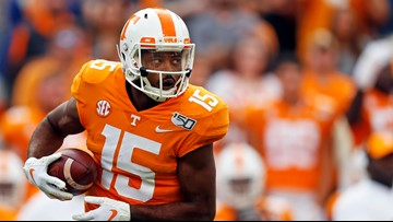 SEC suspends Jauan Jennings for first half of upcoming bowl game