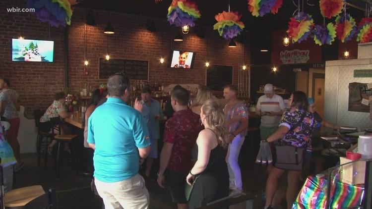 Big Gay Soirée kicks off to benefit Knox Pride
