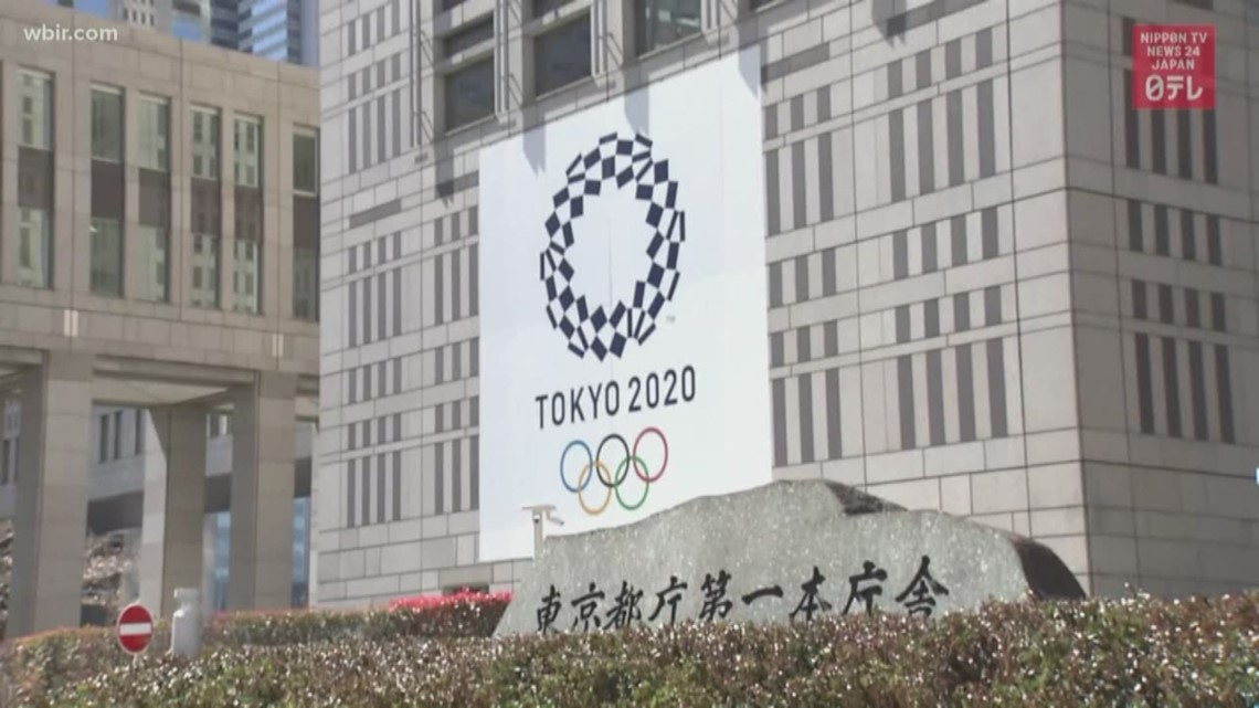 2020 Olympics rescheduled for July 23, 2021