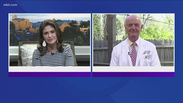 Dr. Bob shares way to take of yourself during stressful times