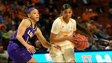 After entering NCAA transfer portal, Lady Vol point guard Evina Westbrook will leave the program