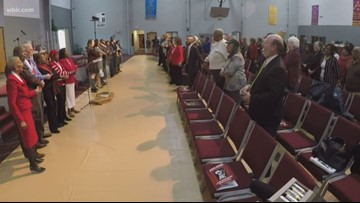 Dr. Martin Luther King Jr. honored at interfaith service