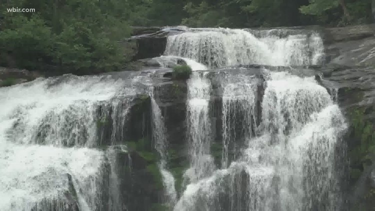 Bald River Trail, Bald River Falls parking area to close for maintenance