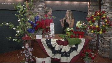 Decorating your home for the 4th of July