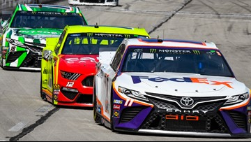 NASCAR announces changes to 2020 schedule