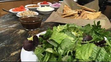 Taziki's Mediterranean Salad