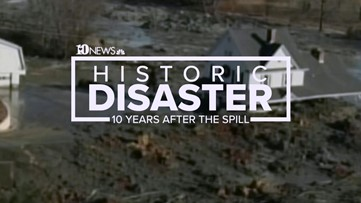 Historic Disaster: 10 years after the ash spill