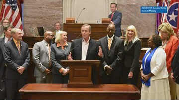 Tennessee basketball, Tony White honored in Nashville