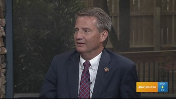Congressman Tim Burchett supports President Trump's decision to withdraw troops from Syria