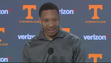 Grant Williams staying in NBA Draft, won't return to Tennessee