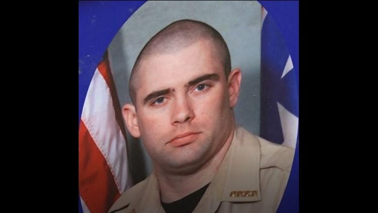 Deputy Chad Wesley Pritchard