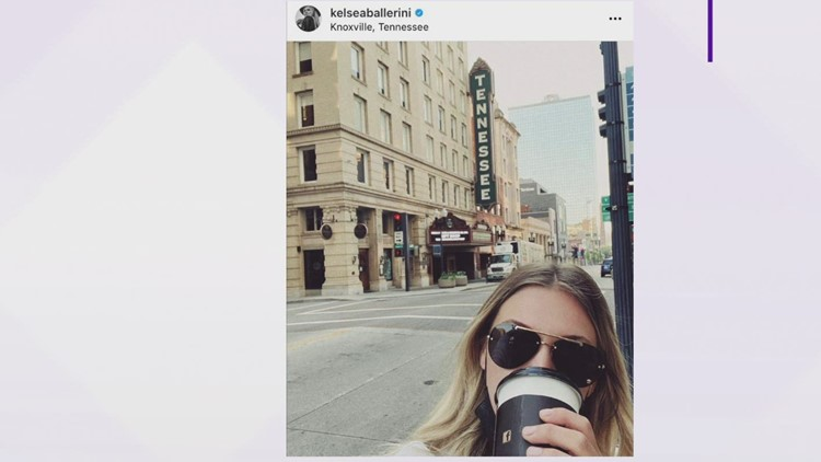Kelsea Ballerini celebrates Knox on Instagram