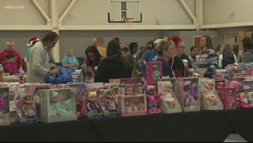 Faith Promise Church teams up with Boys and Girls Club to get presents to kids for the holidays
