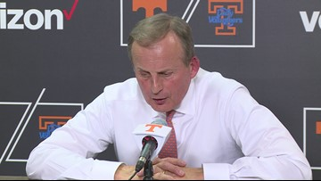 Rick Barnes on what his alma mater means to him
