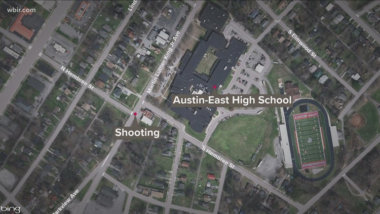 No updates Saturday evening after shooting in East Knoxville near Austin-East High School