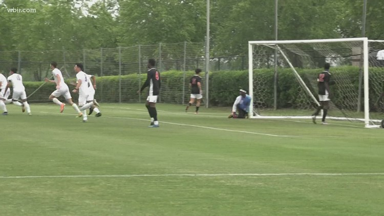 Austin-East Magnet High Schools wins soccer state championship