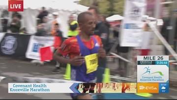 Birhanu Dare wins 2019 Covenant Health Knoxville Marathon