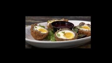 Finn's Scottish Eggs