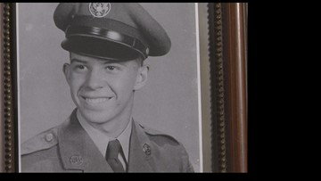 Service & Sacrifice:  A military crash, recovery, and burial spans 60 years