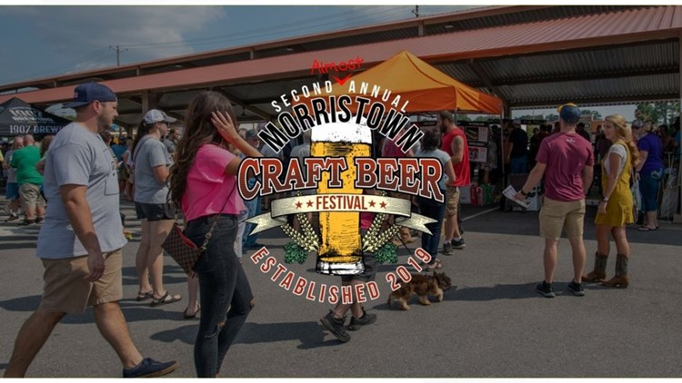 Grab a drink and relax! Morristown Craft beer Festival kicks off on Saturday