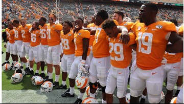 Vols get first win of season in shutout victory over Chattanooga