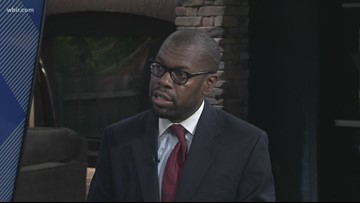 Knoxville Mayoral Candidates: Calvin Taylor Skinner talks Urban Wilderness,