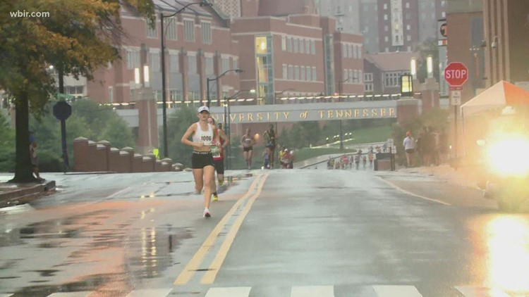 These are the winners of the 2021 Covenant Health Knoxville Marathon