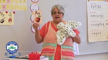 Sandra King - Educator of the Week 11/4