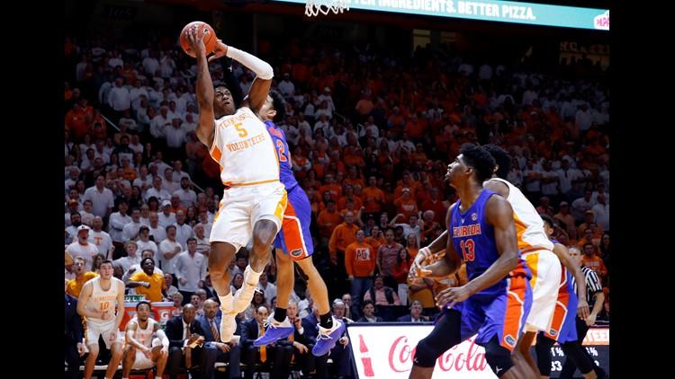 Florida Tennessee Basketball