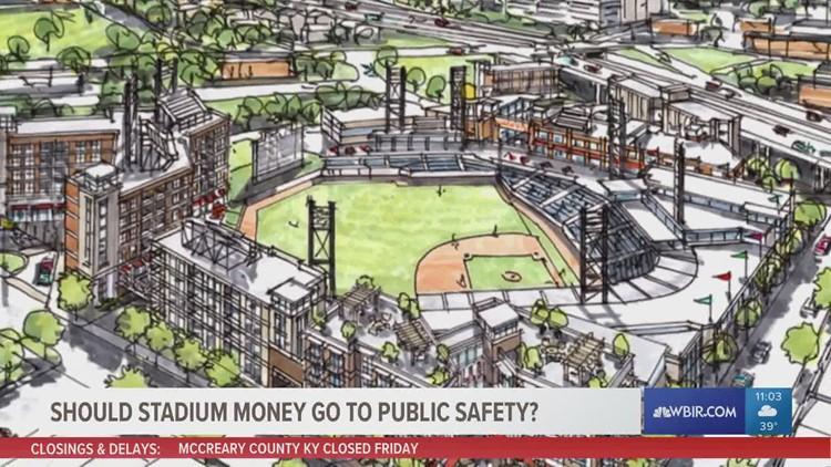 10Listens: Should stadium money go to public safety?
