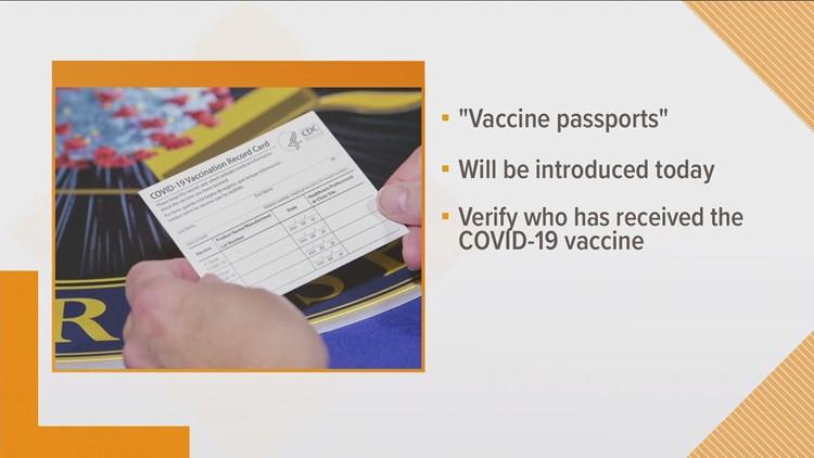 Tennessee considerará la prohibición de 'pasaportes de vacunas'