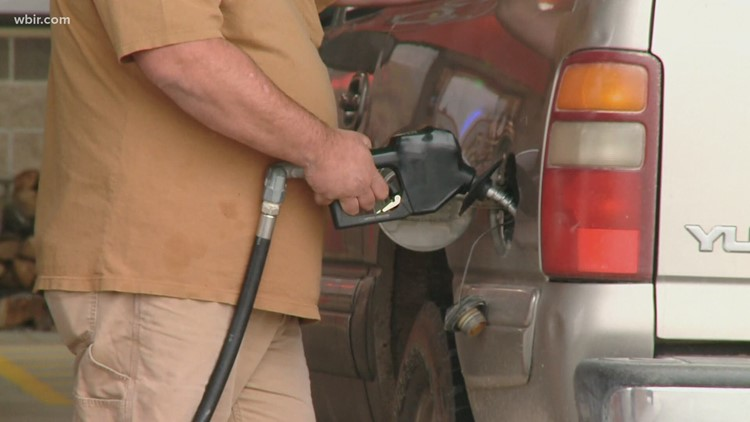 Panic buying gas could impact emergency response time