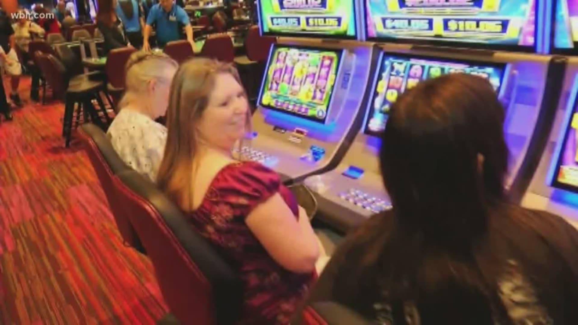 cherokee casino sports betting