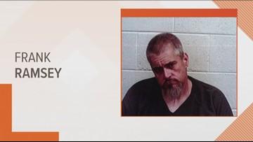 Tip leads to arrest after man allegedly steals patrol car
