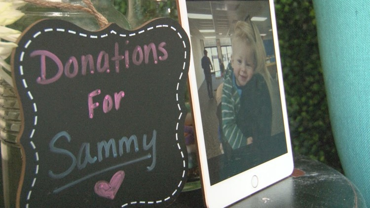 Cumberland County toddler out of ICU, community stepping up to help family
