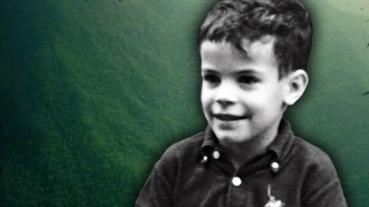 Dennis Martin unsolved Knoxville lost child in Great Smoky Mountains 1969