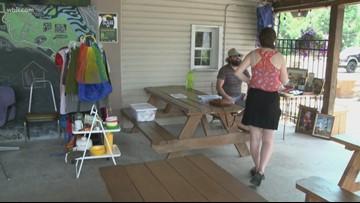 South Knoxville merchants enjoy monthly market