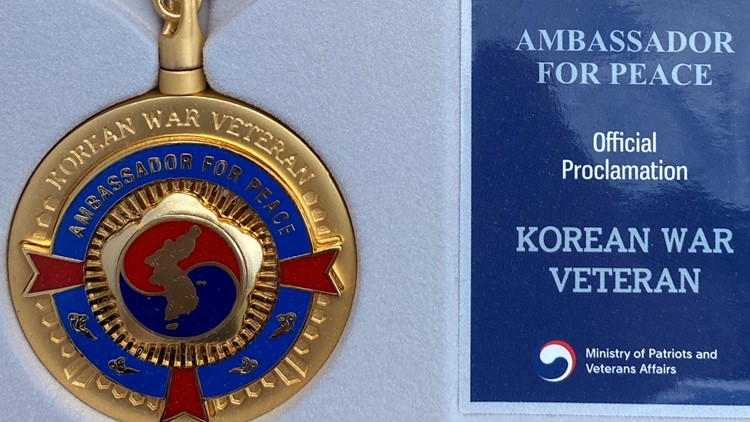 Demand grows to get Korean War medals into the hands of veterans of the