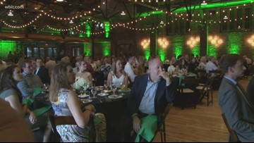 Cash for Kids' Sake event benefits Big Brothers Big Sisters of East Tennessee
