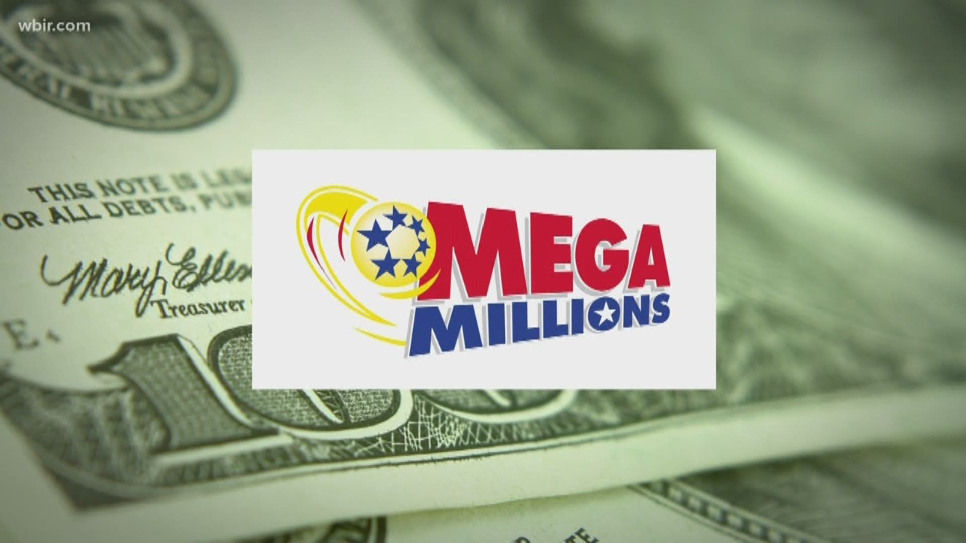 Next Mega Millions drawing is tonight | wbir.com
