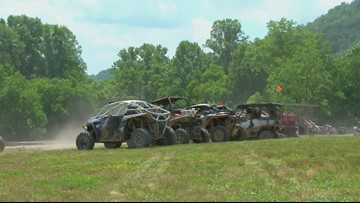Thousands of people descend on Scott Co. for 'White Knuckle' weekend for off-road enthusiasts