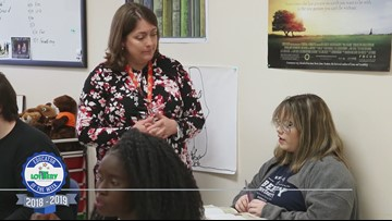 Rachel Monday - Educator of the Week 4/8