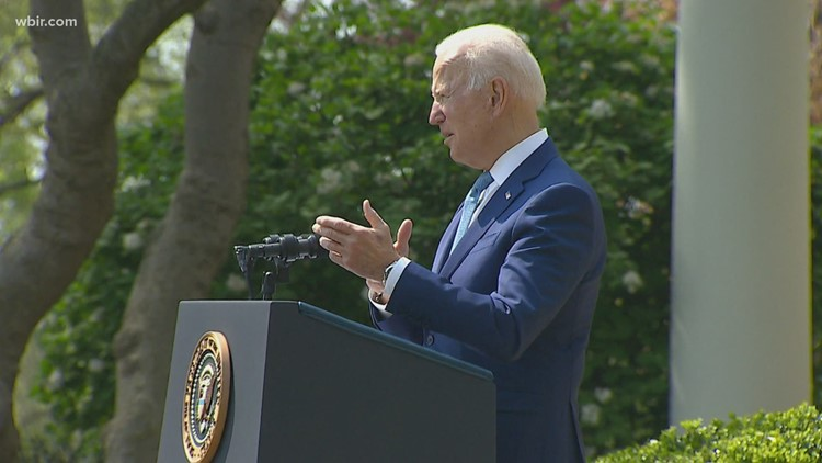 Representative Tim Burchett responds to President Biden gun violence executive orders