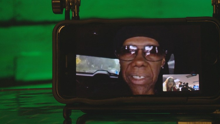 Nile Rodgers spoke Wednesday by Facebook with WBIR