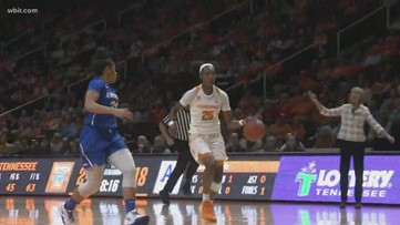Lady Vols to face Missouri in SEC tournament